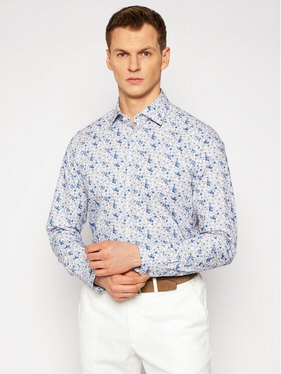 Pierre Cardin Marškiniai 5722/000/27406 Spalvota Modern Fit