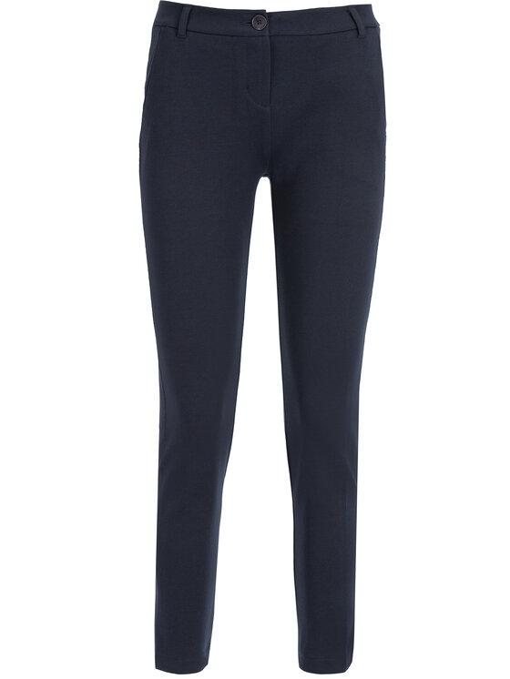 Marc O'Polo Marc O'Polo Pantaloni chino M07 3106 19051 Bleumarin Regular Fit