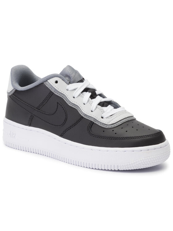 Nike Nike Cipő Air Force 1 Lv8 1 Dbl Gs BV1084 001 Fekete