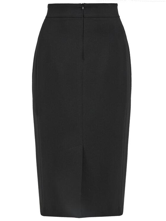 Persona by Marina Rinaldi Persona by Marina Rinaldi Pouzdrová sukně 1103059 Černá Slim Fit