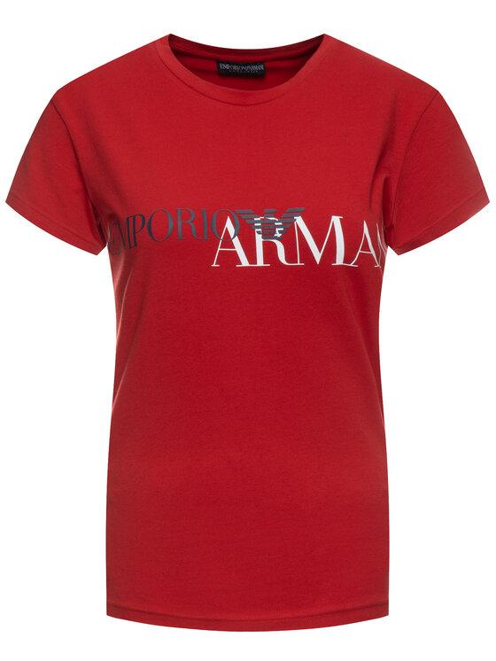 Emporio Armani Underwear Emporio Armani Underwear Marškinėliai 111035 9P516 00074 Juoda Slim Fit