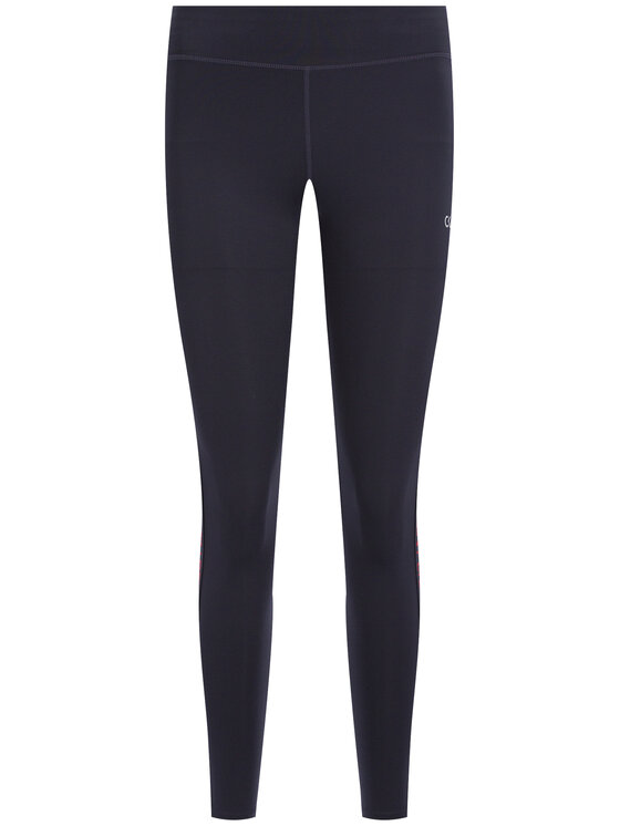 Calvin Klein Performance Calvin Klein Performance Leggings Full Lenght Tight 00GWH9L612 Bleu marine Slim Fit