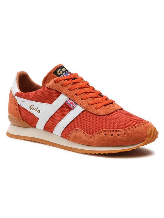 Gola Laisvalaikio batai Track Mesh 317 CMA498 Oranžinė