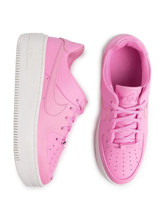 Nike Nike Buty Af1 Sage Low AR5339 601 Różowy
