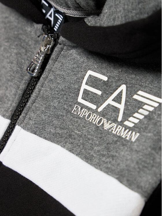 EA7 Emporio Armani EA7 Emporio Armani Dres 6KBV55 BJ07Z 22BY Czarny Regular Fit