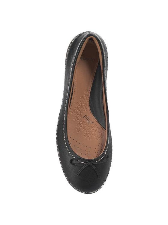 Clarks Clarks Balerina Fashion Icon 203537574 Fekete