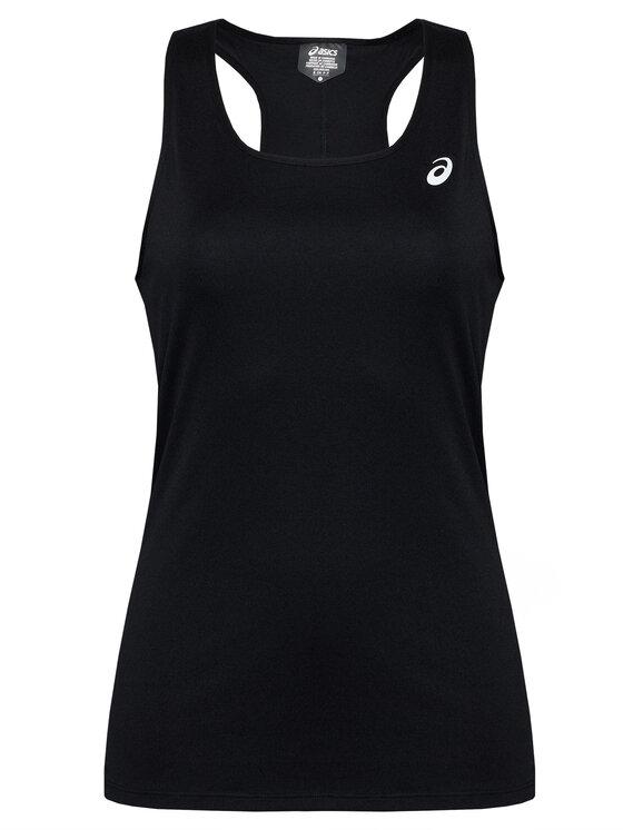 Asics Asics Koszulka techniczna Silver 2012A053 Czarny Regular Fit