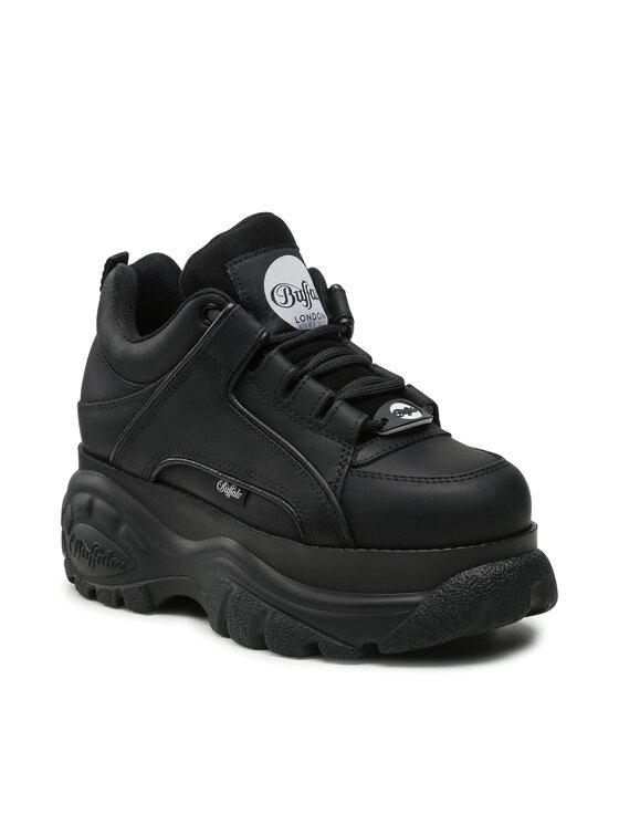 Buffalo London Laisvalaikio batai BN15332291 Juoda