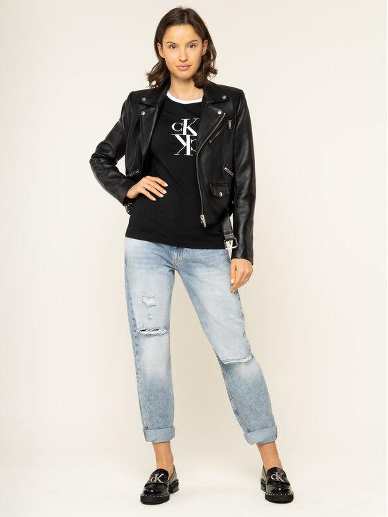 Calvin Klein Jeans Calvin Klein Jeans Blusa J20J213067 Nero Regular Fit