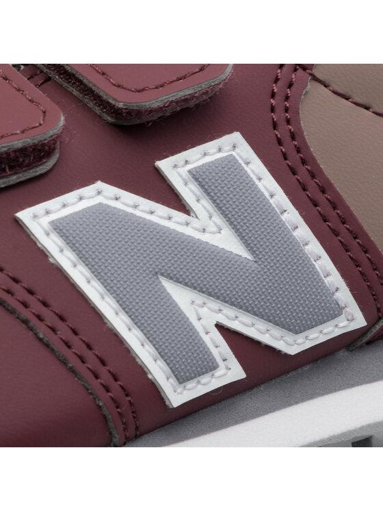 New Balance New Balance Sneakersy YV500EC Bordó