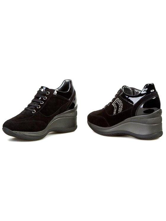 Geox Geox Sneakers D Regina A D4475A 021HH C9999 Negru