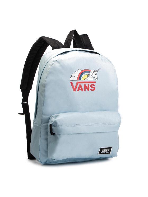 Vans Vans Plecak Realm Classic B VN0A3UI7UW41 Niebieski