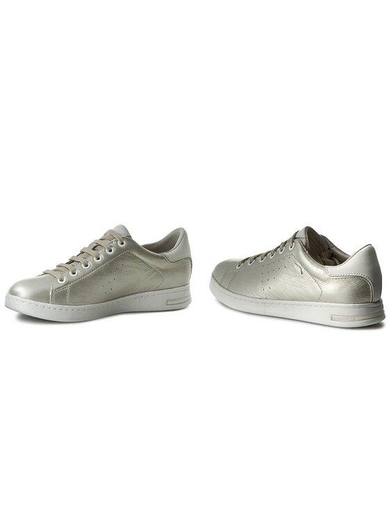 Geox Geox Sneakers D Jaysen A D621BA 000BV C2010 Argintiu