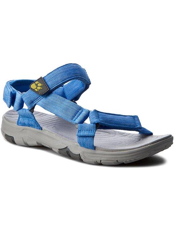 Jack Wolfskin Jack Wolfskin Sandali Seven Seas 2 Sandal W 4022441-1255060 Blu