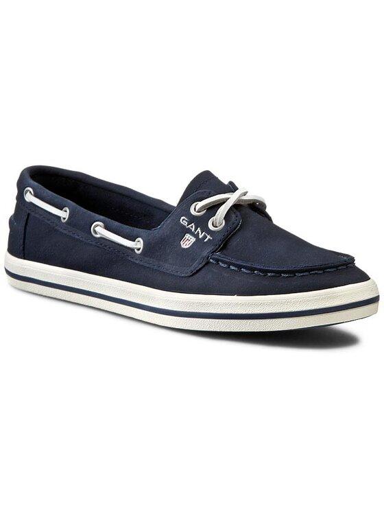 Gant Gant Polobotky San Diego 10574579 Modrá