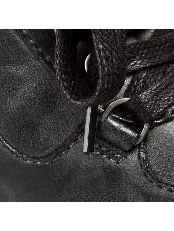 Calvin Klein Jeans Calvin Klein Jeans Sneakers Vania Tumbled Calf RE8769 Schwarz