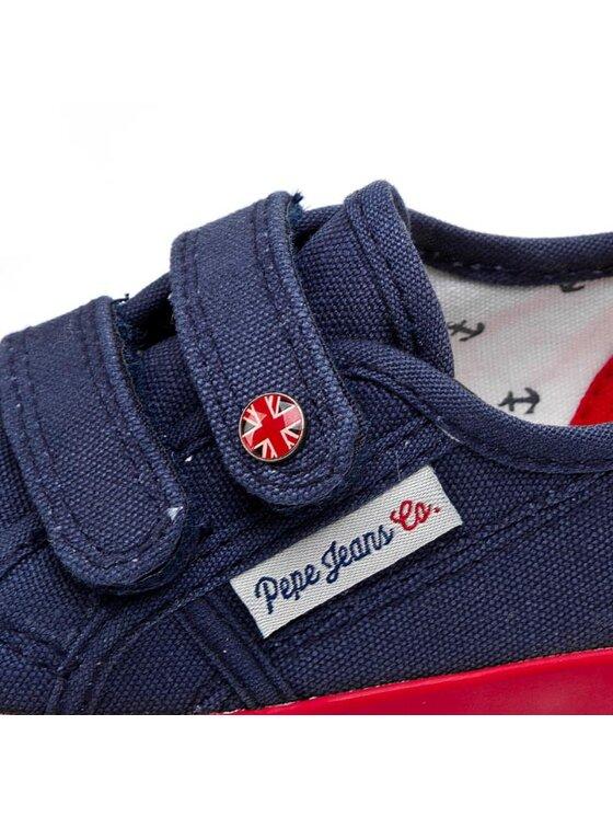 Pepe Jeans Pepe Jeans Scarpe basse Baker Color PBS30076 Blu