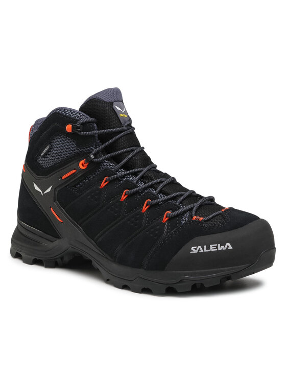 Salewa Turistiniai batai Ms Alp Mate Mid Wp 61384-0996 Juoda