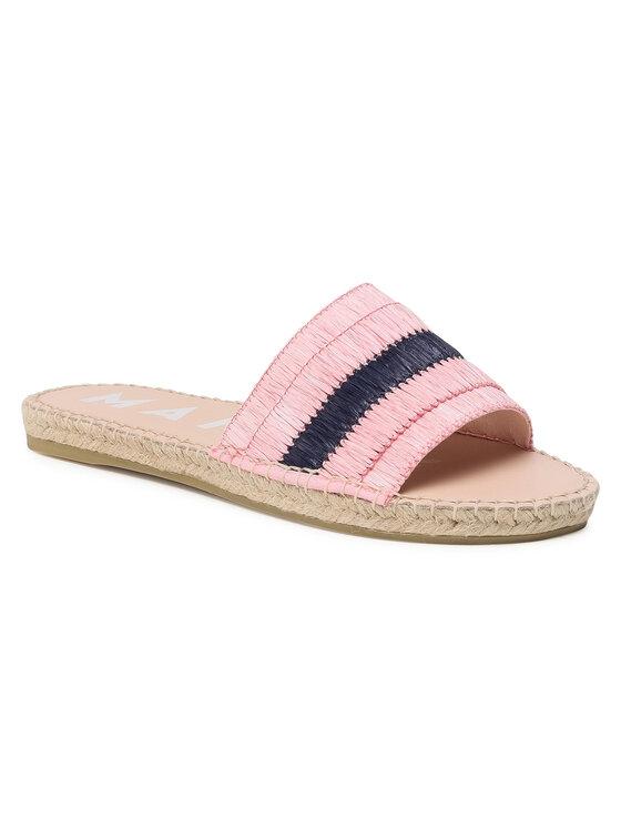 Manebi Espadrilės Flat Sandals G 5.4 Js Rožinė