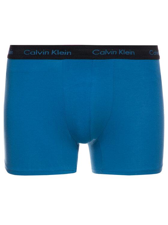 Calvin Klein Underwear Calvin Klein Underwear Komplektas: 3 poros trumpikių 000NB1770A Spalvota