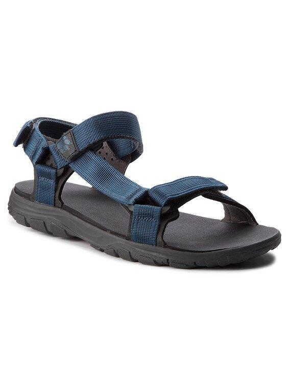 Jack Wolfskin Jack Wolfskin Σανδάλια Seven Seas 2 Sandal 4026651 Σκούρο μπλε