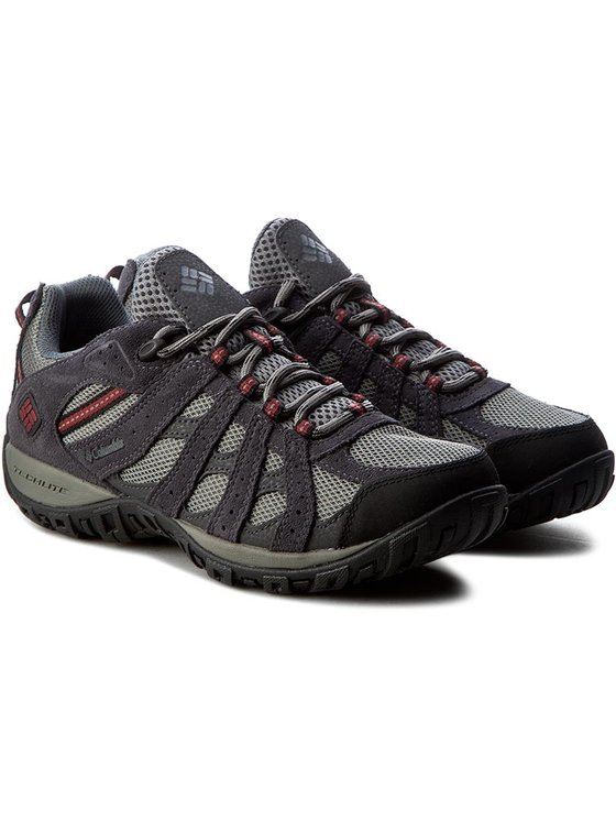 Columbia Columbia Turistiniai batai Redmond Waterproof BM3938 Pilka