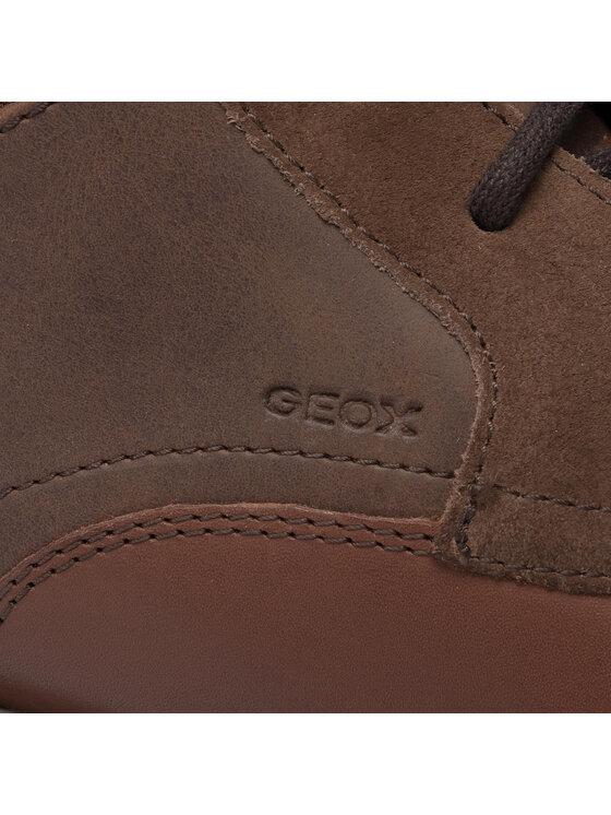 Geox Geox Kozaki U Uvet E U842QE 04322 C6003 Brązowy