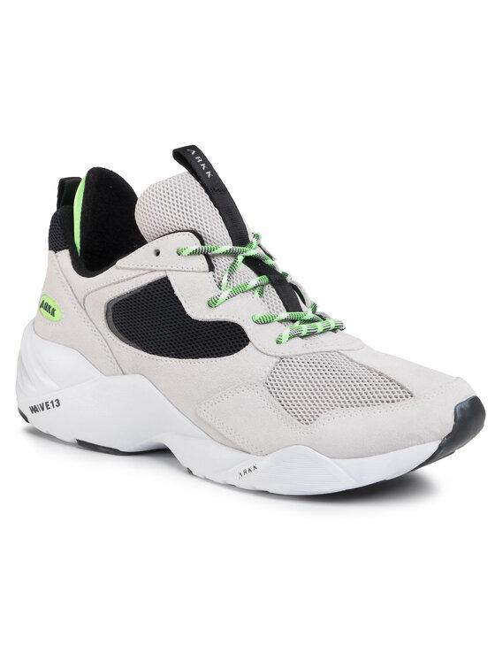 ARKK Copenhagen Laisvalaikio batai Kanetyk Suede 2.0 W13 CR3806-0005-M Pilka
