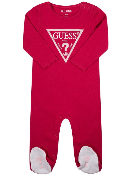 Guess Guess Śpiochy S93G22 K83S0 Różowy