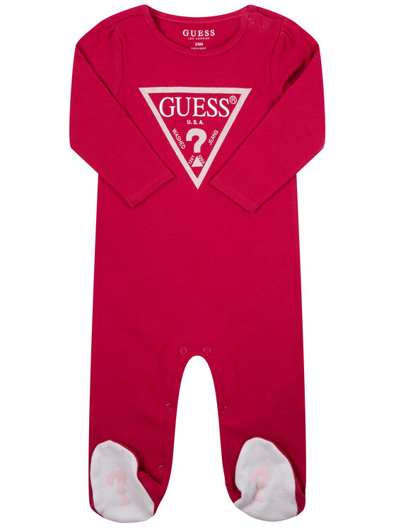Guess Guess Strampler S93G22 K83S0 Rosa