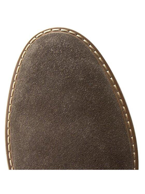 Bugatti Bugatti Šnurovacia obuv Ludo U9231-3 Hnedá
