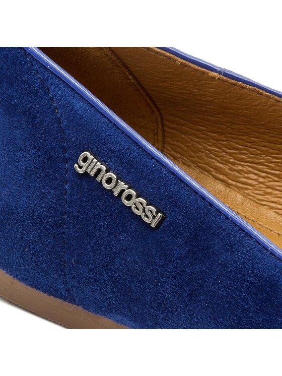Gino Rossi Gino Rossi Lordsai Lady DPG181-P77-4900-5700-0 Tamsiai mėlyna