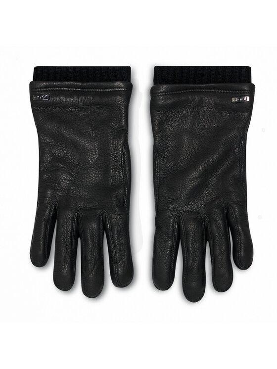 Joop! Joop! Rękawiczki Męskie Gloves 7318 Czarny