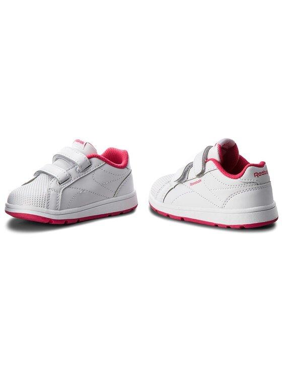 Reebok Reebok Обувки Royal Comp Cln 2V CN4824 Бял