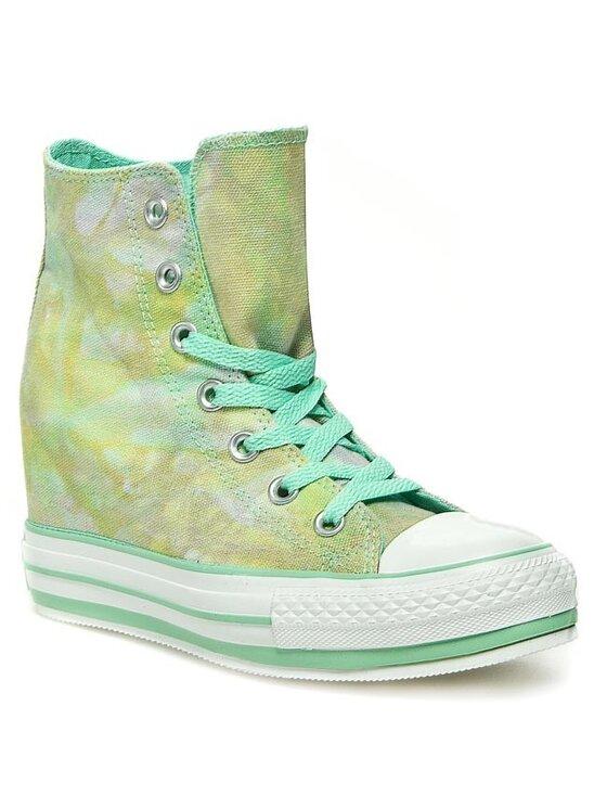 Converse Converse Sneakers CT Plat Plus Hi 542626C Vert
