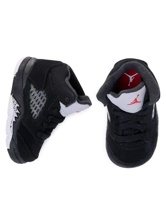 NIKE NIKE Boty Jordan 5 Retro Bt 440890 003 Černá