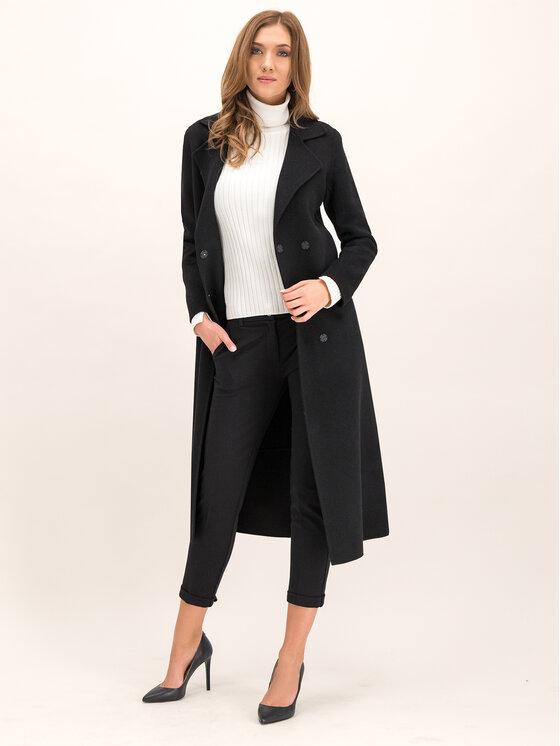 Liu Jo Liu Jo Pantalon en tissu F69279 J5580 Noir Regular Fit