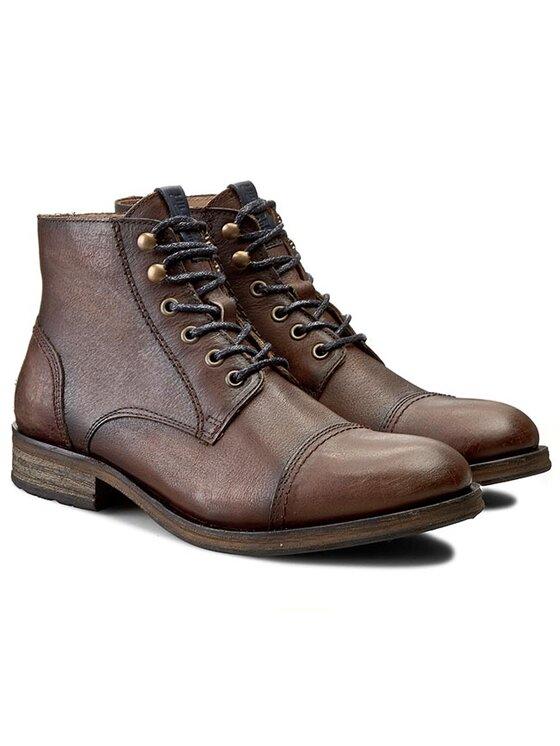 Tommy Hilfiger Tommy Hilfiger Boots DENIM Dillan 4A EM56820068 Marron