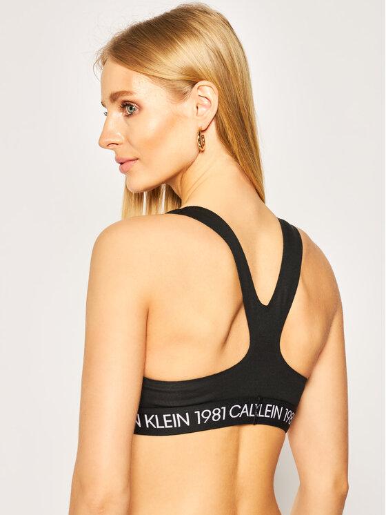 Calvin Klein Underwear Calvin Klein Underwear Сутиен-топ 000QF5577E Черен