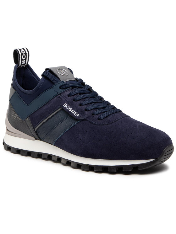 Bogner Laisvalaikio batai Porto 17 B 121-2046 Tamsiai mėlyna