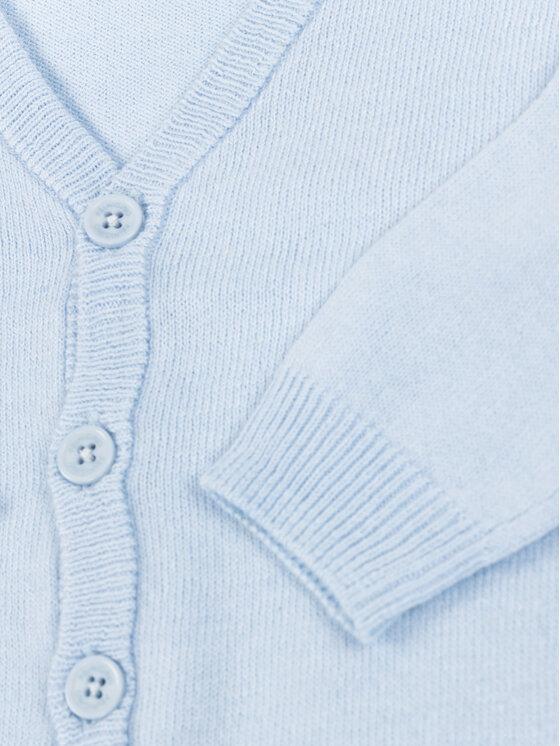 Primigi Primigi Svetr Basic Boy 44146301 Modrá Regular Fit