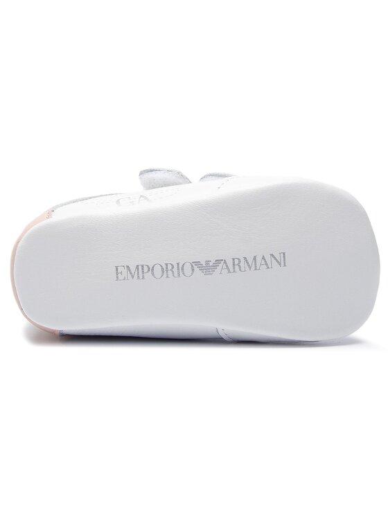 Emporio Armani Emporio Armani Sneakers XLX002 XON01 N862 Weiß