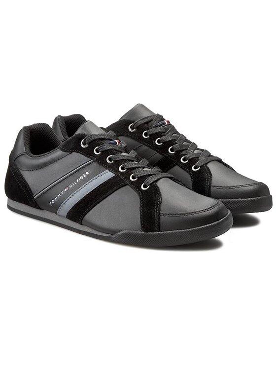Tommy Hilfiger Tommy Hilfiger Sneakers Riley 4C FM56819878 Nero