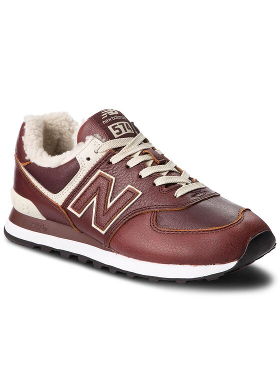 New Balance New Balance Laisvalaikio batai ML574WND Ruda