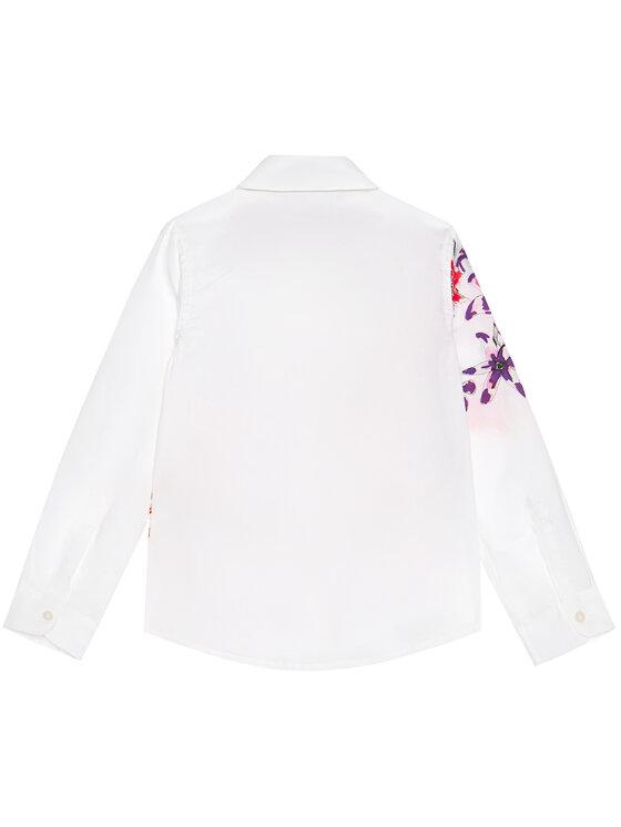 Desigual Desigual Koszula Cam Helena 20WGCW02 Biały Regular Fit
