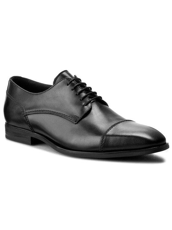 Geox Geox Chaussures basses U New Life B U72P4B 00043 C9999 Noir