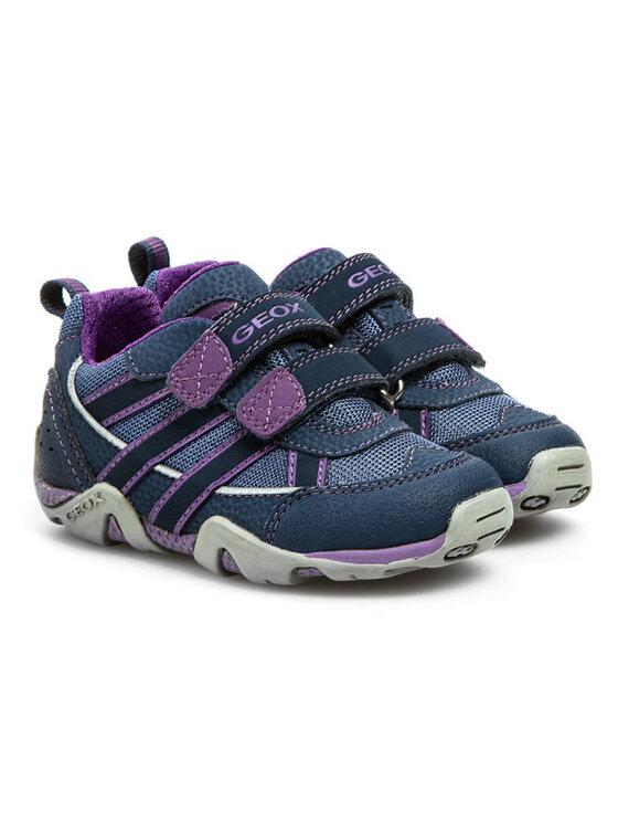 Geox Geox Κλειστά παπούτσια J Aragon G.A J4203A 01150 C4005 Μπλε