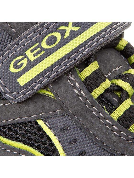 Geox Geox Polobotky J Marlon A J42F2A 01454 C0802 Šedá