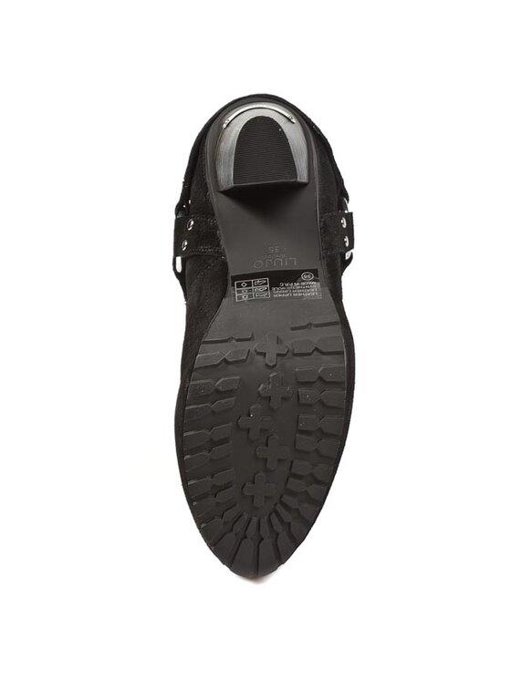 Liu Jo Liu Jo Členková obuv Stivaletto Olyvia Tc S64047 P0196 Čierna