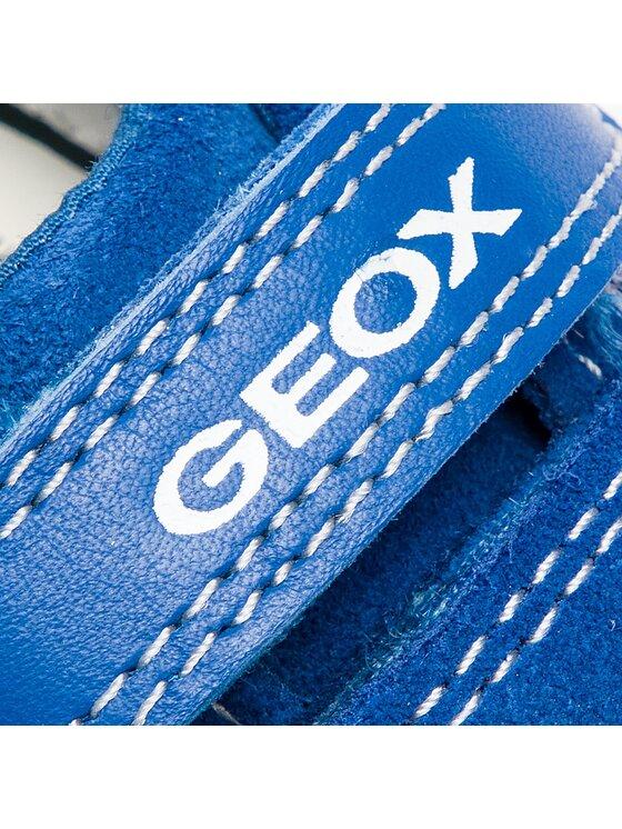 Geox Geox Polobotky B N.Flick B. B B821LB 08522 C4011 M Modrá
